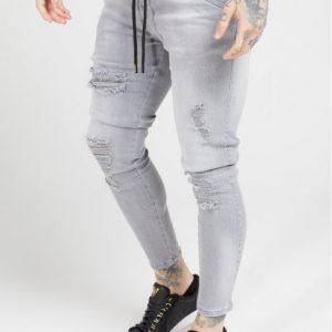 siksilk-elasticated-waist-skinny-distressed-denim-washed-grey-p4000-35829_medium