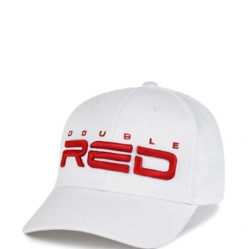 Šiltovka DOUBLE RED Airtech Mesh Cap White