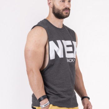 Nebbia - Back To The Hardcore tank top - Grey