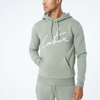 The Couture Club - MIKINA SLIM FIT - Khaki